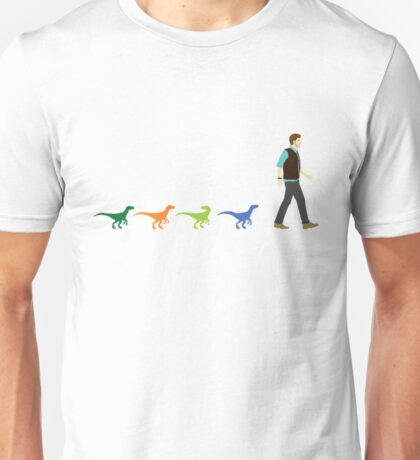 A Walk In The Park (Raptor Squad) Unisex T-Shirt