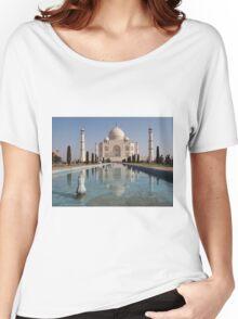 Taj Mahal Women's Relaxed Fit T-Shirt
