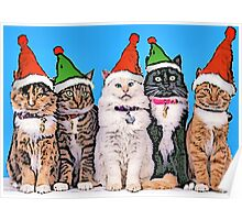 Jingle Cats Poster