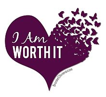 I Am Worth It by Brooke Oliviera