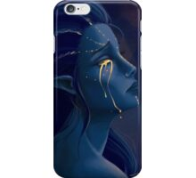 Night sigh iPhone Case/Skin