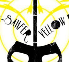 Yellow Bird Sticker