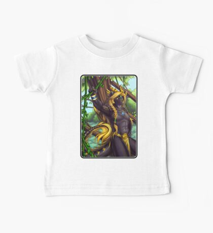 Forest Guardian Dragon Baby Tee