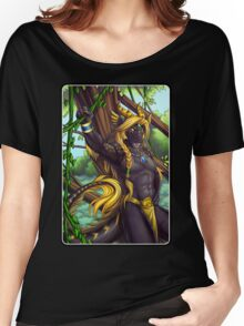 Forest Guardian Dragon Women's Relaxed Fit T-Shirt