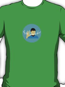 MAY THE VULCANS BE WITH YOU T-Shirt