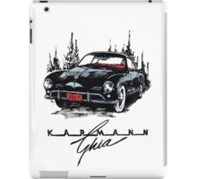 Karmann Ghia iPad Case/Skin
