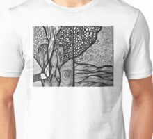 Geometric 7 Unisex T-Shirt
