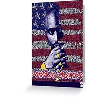 Tupac Shakur [American Dreamer] - Cloud Nine Greeting Card