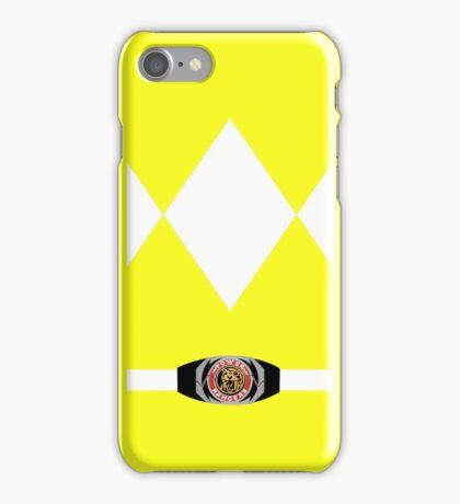 Yellow Ranger Iphone Case iPhone Case/Skin