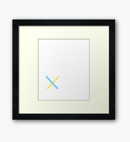 Programmer Weapon Framed Print