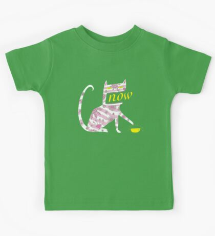 Now Cat Kids Clothes