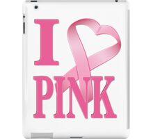 I Heart Pink iPad Case/Skin