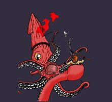Squid Fight Unisex T-Shirt
