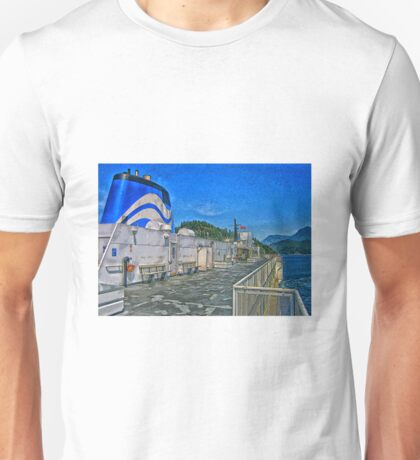 BC Ferry Unisex T-Shirt