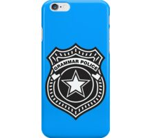 Grammar Police iPhone Case/Skin