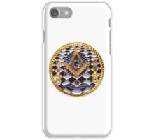 Freemason Masonic Compass and Square iPhone Case/Skin
