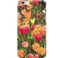 Flowers, NYC iPhone Case/Skin