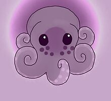 Freckled octopus by Merlin Grant
