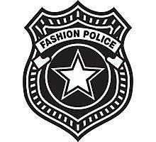 Fashion Police Photographic Print