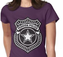 Fashion Police Womens Fitted T-Shirt