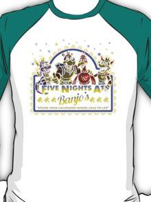 Five Nights at Banjo's T-Shirt