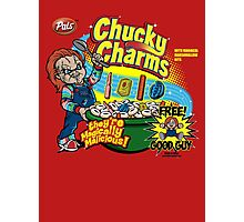 Chucky Charms Photographic Print