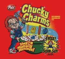 Chucky Charms by Punksthetic