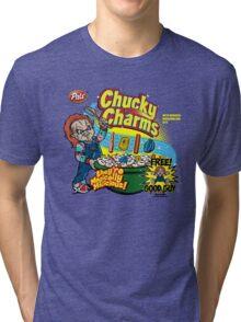 Chucky Charms Tri-blend T-Shirt