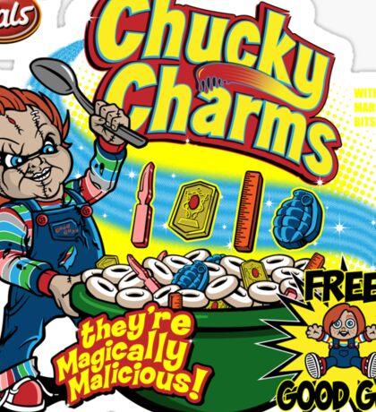 Chucky Charms Sticker