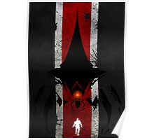 Mass effect poster + T-shirt Poster