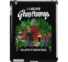 Ghostbumps iPad Case/Skin