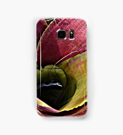 psychedelic Bromeliad  Samsung Galaxy Case/Skin