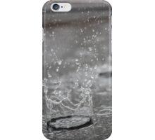 Water Crown iPhone Case/Skin
