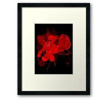 Ghost Raph Framed Print