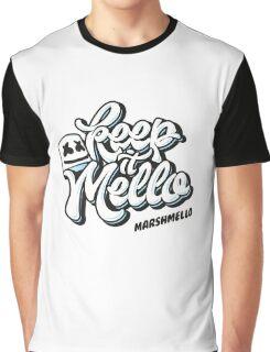 Marshmello keep it Mello Graphic T-Shirt