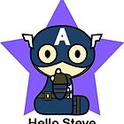 Hello Steve by Aortic-Inkwell
