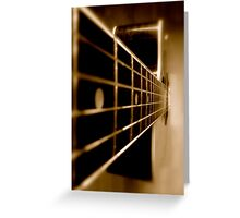 SOLD - CARAMEL DELIGHT Greeting Card