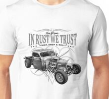 In Rust We Trust C,D & R Unisex T-Shirt