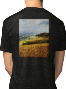 November Beach Tri-blend T-Shirt