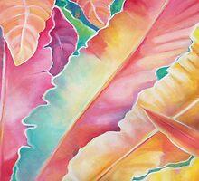Rainbow Birdy 2 by Angela Treat Lyon