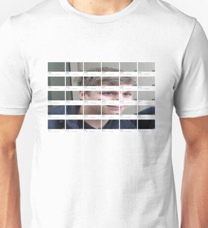 Michael Cera on Youtube Unisex T-Shirt