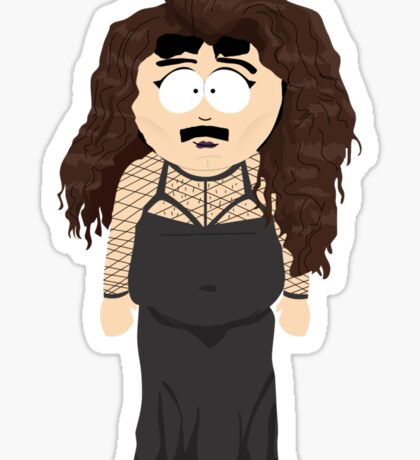 Randy Marsh - Lorde Sticker