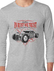 IRWT - Undertaker Long Sleeve T-Shirt