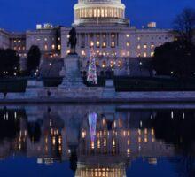 U.S. Capital - Washington D.C.  Plate No.# 2015 Sticker