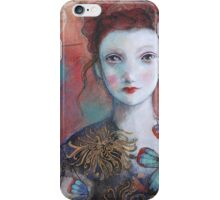 dream warrior iPhone Case/Skin