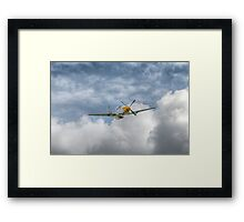 P51 Mustang - Cadillac of the Sky Framed Print