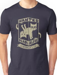 The Wanted Cat Unisex T-Shirt