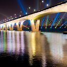 Wonhyo Bridge, Seoul, Korea by Dean Bailey