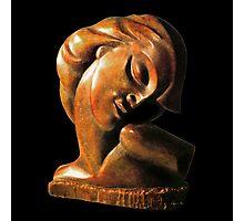 Twilight (Sculpture) Photographic Print