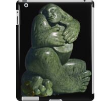 Rhapsody (Sculpture) iPad Case/Skin